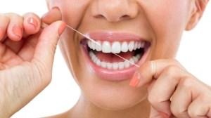 стоит ли использовать зубную нить
